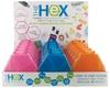 Hexagon Pill Box Set (3-Piece): Hexagon Pill Box Set (3-Piece)