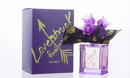 Vera Wang Lovestruck Floral Rush Eau de Parfum for Women (3.4 Fl. Oz.)