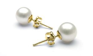 Pearl Stud Earrings at Pearl Stud Earrings, plus 6.0% Cash Back from Ebates.