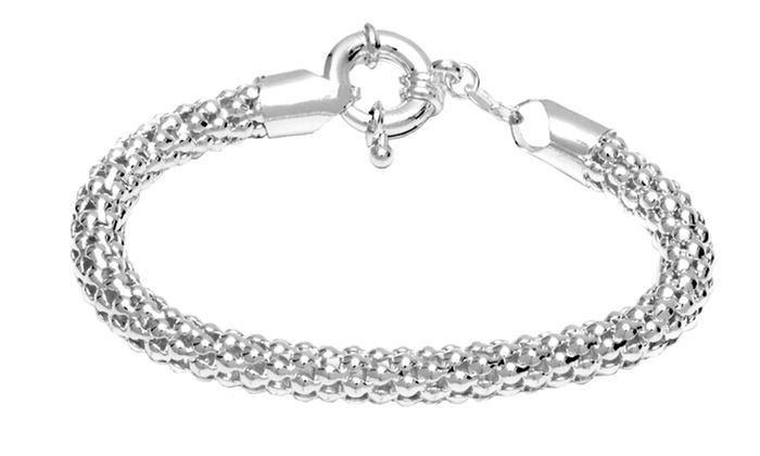 Bracelet 18k white gold