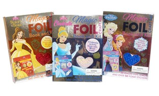 Disney Magic Art Book Set (3-Piece)