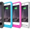 uNu DX-Free 2,400mAh Battery Case for iPhone 6