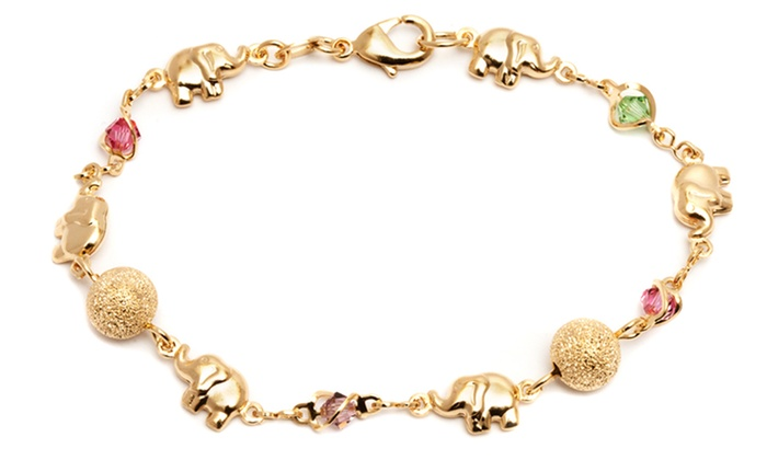 p s butterfly gold jewellery chain anklet ankle bracelet women fashion rose