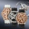 Geneva Platinum Men's Money Spinner Watch
