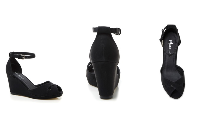 Mixx Shuz Donna Wedges: Mixx Shuz Donna Wedges | Brought to You by ideel