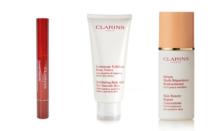 Clarins Gentle Foaming Cleanser with Cottonseed, Normal to Combination Skin, Ounce Box.