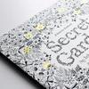 Trend Matters Adult Anti-Stress Secret Garden Coloring Book