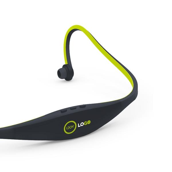 d7bfe703f45 IJOY Logo Wraparound Bluetooth Headset | Groupon
