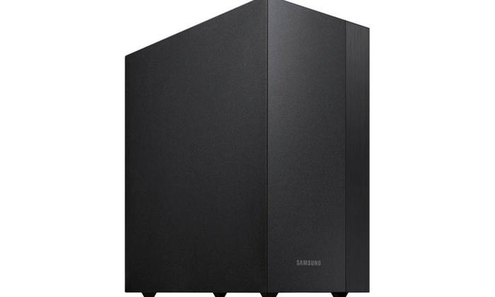 Samsung Home Theater Sound Bar Bundle 3 Piece Mfr Refurb Groupon