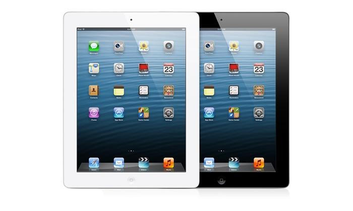 Apple iPad 4 16GB WiFi 4G Tablet (GSM Unlocked) (Refurbished)