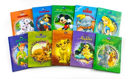 Disney Collectible Hardcover Classics 10-Book Set