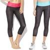 90 Degrees Women's Active Contrast Waist Leggings