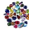 Four Pieces of Randomly Selected Genuine Gemstone Jewelry
