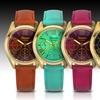 Geneva Platinum Mimic Women's Watch