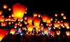 Eco-Friendly Sky Lanterns (10-Pack): Eco-Friendly Sky Lanterns (10-Pack)