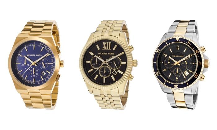 d44d717810f Michael Kors Men s Watches