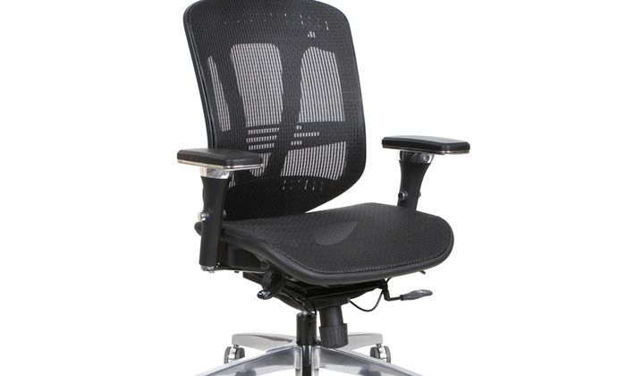 thornton s office supplies ergoexec high back mesh executive swivel