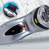 Cordless Rechargeable Triple-Head Electric Shaver