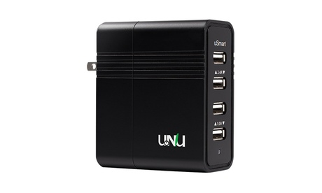 uNu WX Series Universal AC Wall Charger with 2 or 4 USB Ports dac1e6fe-0275-11e6-a29a-00259098451c
