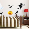 Removable Halloween Wall Decals