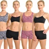 Angelina Seamless Sports Bras or Boxer Shorts (2-Pack)
