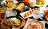 大阪府/千日前・なんば ≪炙り塩ちゃんこ鍋などオードブル4品+食べ&飲み放題120分≫