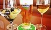 東京都/丸の内・日本橋 ≪1〜3名利用可/選べるドリンク3杯+(オリーブ盛合せorミックスナッツ)≫