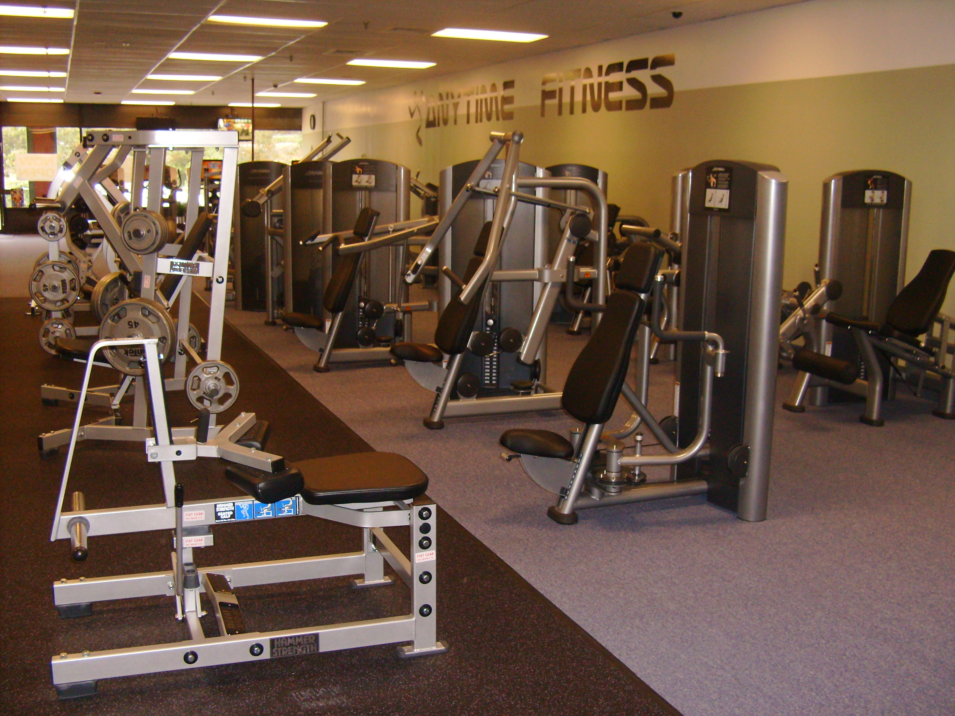 Anytime Fitness Kingston MA Groupon