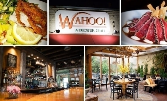 Cafe lily decatur ga groupon for Atlanta fish house and grill
