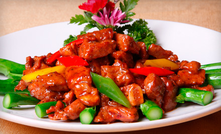 Chinese Food Bossier City Delivery