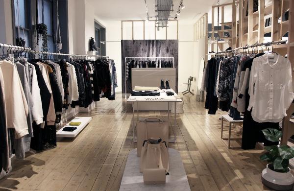London clothing company online shopping