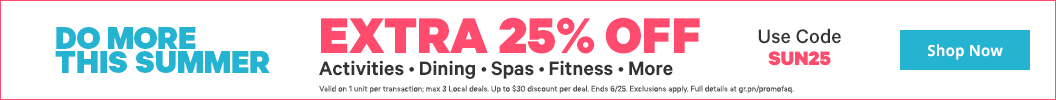 EXTRA 25% Off with Promo Code