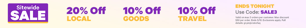 Up to 20% Off with Promo Code
