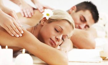 Up to 42% Off on Massage - Couples at Magic hands massage spa