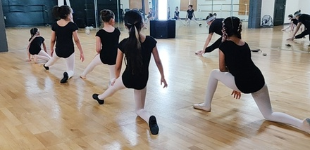 Up to 50% Off on Dance Class at Silhouette School of Dance