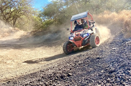 Up to 31% Off on ATV / Quad (Drive / Experience) at Coral Crater Adventure Park