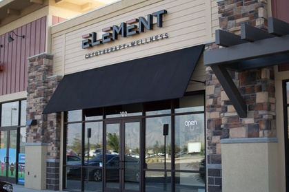 Up to 89% Off on Cryotherapy at Element Cryotherapy + Wellness