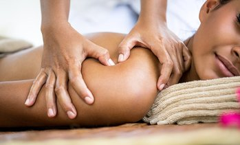 Up to 48% Off on Massage - Deep Tissue at Comfort Spas