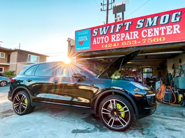Up to 52% Off on Inspection Sticker / Emissions Testing - Car at Swift Smog