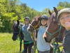 Horse Back Riding - Recreational at Happy Hiccups Equestrian LLC