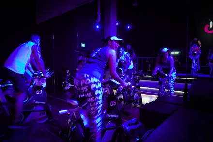 Up to 48% Off on Spinning at Pure Power Cycle Midtown