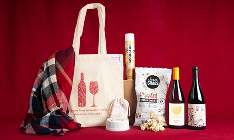 $44.99 for Quarterly Wine and Lifestyle Subscription Box from Vine Oh ($59.99 Value)