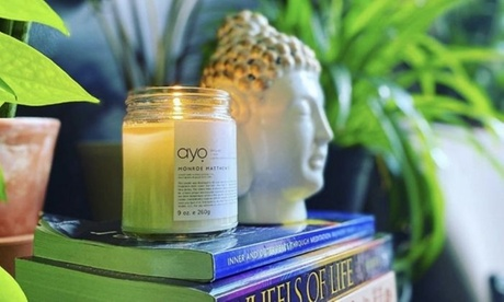 Up to 43% Off on Candle / Home Fragrance (Retail) at OSAT HEALTH GROUP LLC
