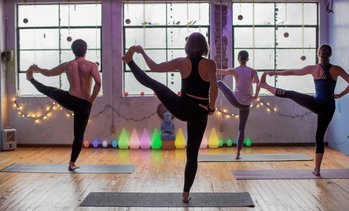 Up to 59% Off Yoga Classes at onlYoga