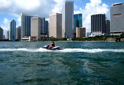 Up to 92% Off on Jet Ski Rental at Motor Sharks