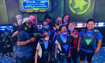 Up to 50% Off on Laser Quest / Tag (Activity / Experience) at Party HQ