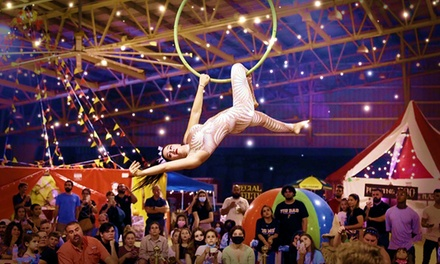 General Admission to Haunted Circus Carnival (Up to 35% Off). 5 Options Available.