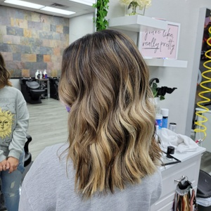 Up to 55% Off on Hair Color / Highlights - Ombre at Jerany beauty