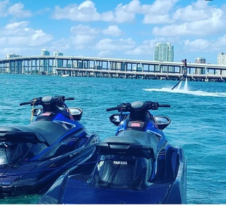 One- or Two-Hour Jet Ski Rental at Flex Jetski Rentals (Up to 92% Off)