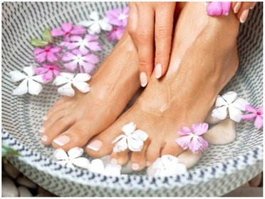 Up to 25% Off on Nail Spa/Salon - Mani-Pedi at Euphoria day spa